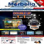 Maka GPS Marbella Geomate 500, Upsize, Tutorial, Bluetooth