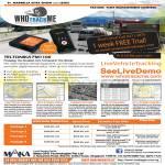 Maka GPS Teltonika FM1100 AVL Terminal, Live Vehicle Tracking, WhoTrackMe, SLA