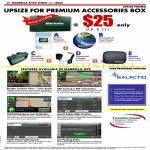 Maka GPS Upsize Premium Accessories Box, Galactio