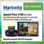 Maka Marbella Coupon Free MR2 Roadcorder With Purchase