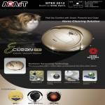 Navicom Agait E-Clean Robotic Vacuum Cleaner EC02 Features