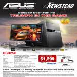 ASUS Desktop PC CG8250