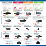 Linksys Routers E1200 E2500 WRT160NL WRT54GL, Modems WAG120N X2000 X3000, Extender, USB Adapter, Switches, Media Connector