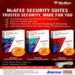 McAfee Antivirus Plus 2012, Internet Security, Total Protection