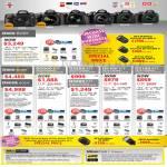 Digital Cameras DSLR D600 Body, D800, D800E, D7000 KIT, D3200, D5100, D3100