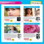 Digital Camera M.Zuiko Lenses, Digital ED 40-150mm, 45mm, 75mm, 60mm
