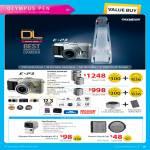 Digital Camera Pen E-P3, Specifications, Double Zoom Kit, Single Lens Kit, Camera Grip, Cap