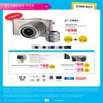 Digital Camera Pen E-PM1, Specifications, Camera Grip
