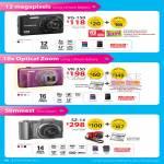 Digital Camera VG-150, VR-350, SZ-14