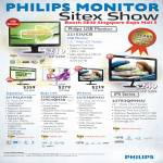 Monitors LED USB 22IS3UCB, 241P4LRYEB, 239C4QHSW, 227E3QPHSU, 237E3QPHSU