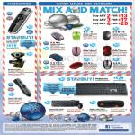 Accessories Wireless Presenter, Webcam, Mouse, Keyboard