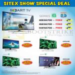 Gain City Smart TV Hourly Specials