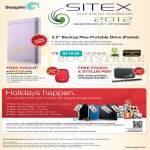External Storage Backup Plus Portable Drive Pastel 1TB