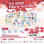 Broadband Bundle Fibre Bundle, Mobile Broadband, Home Line, Mio TV, 44 Channels, Movie Pack