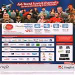 Broadband Fibre Bundle, Fixed Line, Mio TV, Family Plus Channels, Movie Pack
