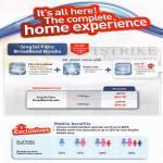 Broadband Fibre, Fixed Line, Mio TV, Mobile Benefits