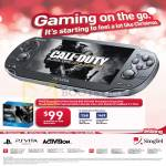 Mobile Broadband PlayStation Vita Special Edition Free Accessories Pack