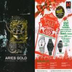 H2 Hub Watches Aries Gold 1