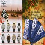 H2 Hub Watches Elysee