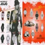 H2 Hub Watches, Naturally Jojo