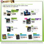 Broadband Mobile Phones HTC One X PLus, ASUS PadFone 2, Samsung Galaxy S III, Tab 2 7.0, S III LTE, Note II LTE, LG Optimus Vu, Sony Xperia Sola