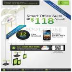Business Smart Office Suite, 12Mbps Fibre Broadband, Samsung Galaxy Ace 2