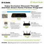 D-Link Networking DWR-117 Router, DCS-942L IPCam, DAP-1360, DIR-655, DAP-1353