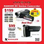 Systems Tech Ranger DV Genius Camcorder Video 6000X, 1000