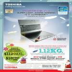 Notebooks Portege Z930 Ultrabook
