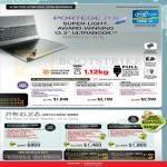 Notebooks Portege Z930-2021, Z930-2024, Z930-2026, Regza AIO Desktop PC LX810-1000X, LX830-1000X
