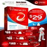 Harvey Norman Titanium 2013 Maximum Security Cloud Edition