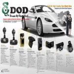Car Blackbox Video Recorder DOD TG200 TG300 F520LS V680LS F890LS F980LS, Rocam A7 E2