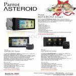 Parrot Asteroid Smart, Tablet, Mini