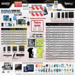 Asustor NAS, Seagate HDD NasWorks, Western Digital WD Green Red Black, Synology DiskStation