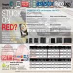Seagate NASWorks HardDisk Drive, Synology, Asustor