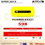 Systems Huawei E5221 Mobile Wifi