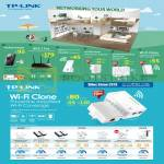 TP-Link Networking Router, 3G, Powerline Adapter, Extender, Wi-Fi Clone AV600, AV500, AV200