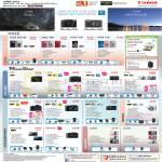 Digital Cameras Ixus 255 Hs 140 135 132, PowerShot G1X G16 S120 S110, SX50 SX510 SX270 SX170 SX280 N A2600 A2500