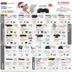 Printers Laser LBP6000 6200d 7018C 7100Cw, IX6560 7000, Pro, IP100, Scanners Lida 110 210 700F CS5600F 9000F P208 P215, Projectors LV 8235 LE 5W 7292A