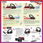 Gaming Headsets Sound Blaster Evo Zxr, Zx, Wireless, Recon3D Omega, Tactic3D Rage, USB