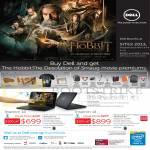 Notebooks Inspiron 14, Hobbit Movie Premiums, Gifts