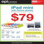Apple IPad Mini With Retina Display, IPad Mini 2, Wi-Fi, Cellular, Free Gifts, 16GB 32GB 64GB 128GB