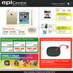 Epicentre Apple IPhone 5S, IPod Touch, Classic, Nano, Purchase With Purchase, Parallels, Microsoft Office, DBS POSB