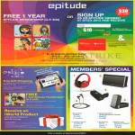 Epicentre Epitude Membership Offers