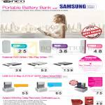 Neo Battery Banks Samsung Battery, External Optical Drive DVD Blu-Ray, USB Sata SSD Docking Station, Data Recovery Software