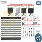 Synology DiskStation NAS, WD Western Digital Internal HDD Red, Se