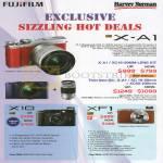 Harvey Norman Digital Cameras X-A1, X10, XF1