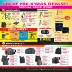 Vanguard, Velbon, Samurai, Adixxion, Bags, Tripods, Binoculars, Storage