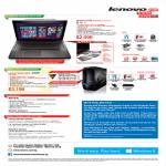 Notebook Gaming Y510p, Desktop PC Erazer X510, Warranty