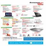 Notebooks G500s, G410, S510p, S410p, Z510, S410, S210, U430, U330p